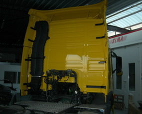 Lermycar - Carrosserie